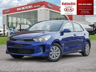 New 2020 Kia Rio LX+ for sale in Mississauga, ON