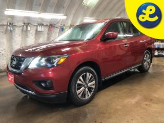Used 2017 Nissan Pathfinder SL * 4WD * 7 Passenger * Leather * Blind Spot Warning (BSW) * 360 Degree Back Up Camera * Fog Lights * Heated Front Rear Seats * Power front seats * for sale in Cambridge, ON