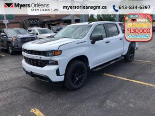 New 2020 Chevrolet Silverado 1500 Custom  - Rally 1 Edition for sale in Orleans, ON