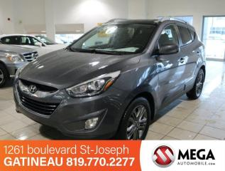 Used 2015 Hyundai Tucson GLS AWD for sale in Gatineau, QC