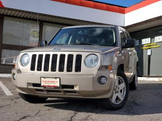 Used 2010 Jeep Patriot Sport/North Bluetooth| Remote Start | New Tires | New Brakes for sale in Waterloo, ON