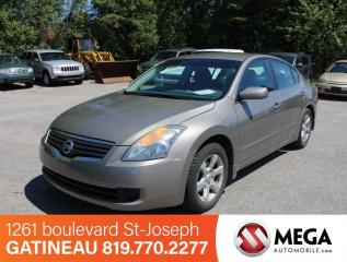 Used 2008 Nissan Altima 2.5S (Voir description) for sale in Gatineau, QC