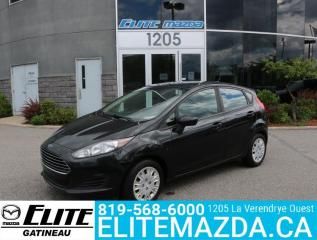 Used 2015 Ford Fiesta S for sale in Gatineau, QC