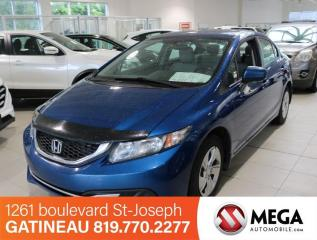 Used 2015 Honda Civic LX for sale in Gatineau, QC