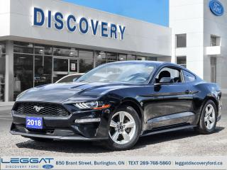 Used 2018 Ford Mustang Coupe Ecoboost for sale in Burlington, ON