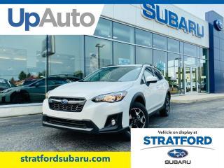 New 2020 Subaru XV Crosstrek Touring for sale in Stratford, ON