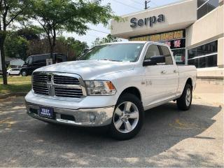 Used 2018 RAM 1500 SLT |20S|DUELPIPES|REARCAM|HITCH|DEMO| for sale in Toronto, ON