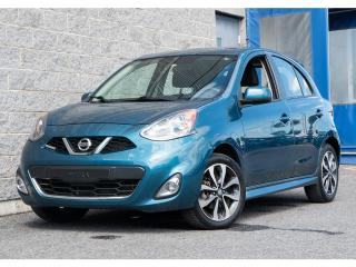 Used 2017 Nissan Micra HB Auto SR AC BACK UP CAM for sale in Brossard, QC