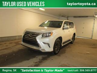 Used 2019 Lexus GX 460 Executive Package for sale in Regina, SK