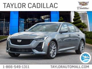 New 2020 Cadillac CTS SPORT for sale in Kingston, ON
