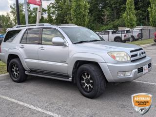 Used 2003 Toyota 4Runner Limited V8 AS TRADED SPECIAL for sale in Welland, ON