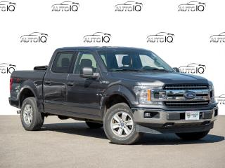 Used 2018 Ford F-150 XLT Crew Cab 4x4 2.7L Ecoboost - One Owner! for sale in Welland, ON