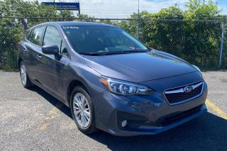 Used 2017 Subaru Impreza TOURING PACKAGE A/C AWD MAGS for sale in St-Hubert, QC