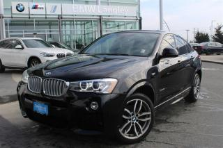 Used 2016 BMW X4 xDrive28i for sale in Langley, BC