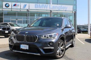 Used 2016 BMW X1 xDrive28i for sale in Langley, BC
