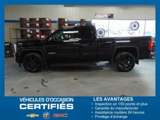 Used 2017 GMC Sierra 1500 Sle Elevation for sale in Amos, QC