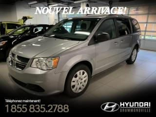 Used 2014 Dodge Grand Caravan SXT + GARANTIE + CRUISE + A/C + GR ELEC for sale in Drummondville, QC