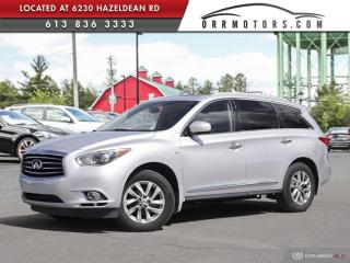 Used 2014 Infiniti QX60 AWD 7 Passenger for sale in Stittsville, ON