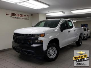New 2020 Chevrolet Silverado 1500 Work Truck for sale in Burlington, ON