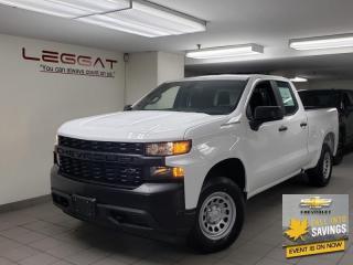 New 2020 Chevrolet Silverado 1500 Work Truck for sale in Burlington, ON