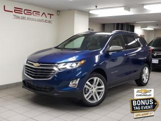New 2020 Chevrolet Equinox Premier for sale in Burlington, ON