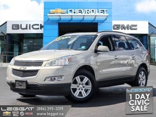 Used 2011 Chevrolet Traverse 1LT One owner! | Sunroof! for sale in Burlington, ON
