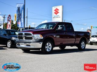 Used 2017 RAM 1500 ST Quad Cab 4x4 ~5.7L HEMI ~ONLY 39,000 KM! for sale in Barrie, ON