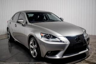 Used 2016 Lexus IS 350 AWD CUIR TOIT NAV for sale in St-Hubert, QC