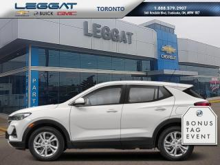 New 2020 Buick Encore GX Preferred  - Safety Package for sale in Etobicoke, ON