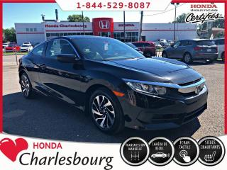 Used 2018 Honda Civic LX COUPE ***37 434 KM*** for sale in Charlesbourg, QC