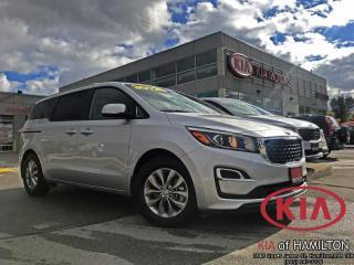 Used 2020 Kia Sedona LX for sale in Hamilton, ON