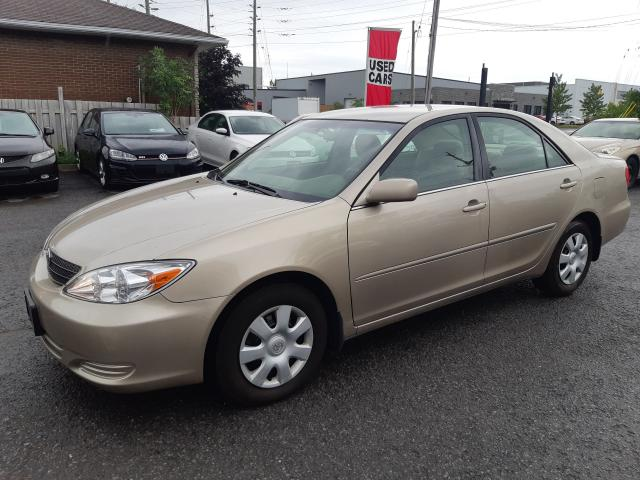 2004 Toyota Camry LE, AUTOMATIC, A/C, POWER GROUP, CERTIFIED