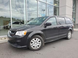 Used 2014 Dodge Grand Caravan SXT , STOW N GO , A/C ,BLUETOOTH for sale in Ste-Agathe-des-Monts, QC