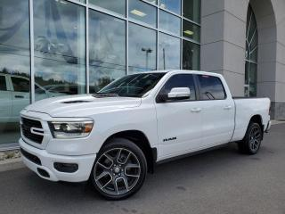 Used 2019 RAM 1500 SPORT ,CREW , BOITE 6'4'' , MAG for sale in Ste-Agathe-des-Monts, QC