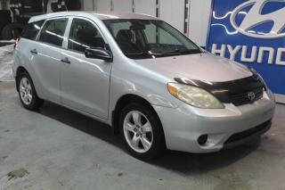 Used 2006 Toyota Matrix Familiale 5 portes, for sale in St-Constant, QC