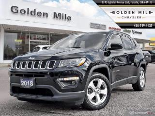 Used 2018 Jeep Compass NORTH for sale in North York, ON