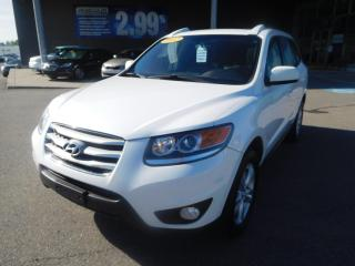 Used 2012 Hyundai Santa Fe FWD,MAGS,TOIT,A/C,BANC CHAUFFANT for sale in Mirabel, QC
