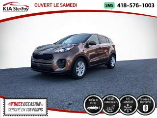 Used 2017 Kia Sportage * LX* JAMAIS ACCIDENTÉ* BLUETOOTH * for sale in Québec, QC