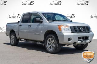 Used 2014 Nissan Titan YOU CERTIFY YOU SAVE for sale in Innisfil, ON