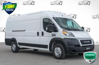 Used 2019 RAM 3500 ProMaster High Roof HIGH TOP 159