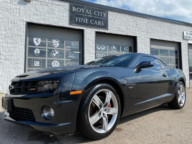 2012 Chevrolet Camaro 2SS 45th Anniversary Package