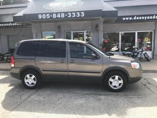 Used 2005 Pontiac Montana w/1SA for sale in Mississauga, ON