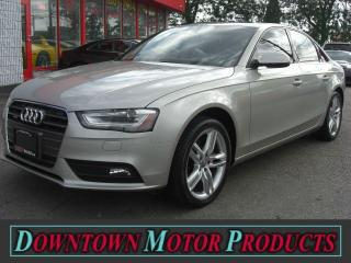 Used 2013 Audi A4 Quattro Premium for sale in London, ON
