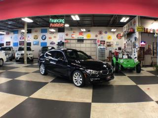Used 2017 BMW 3 Series 330I X DRIVE LUXURY   NAVI PKG AUT0 LEATHER SUNROOF 99K for sale in North York, ON