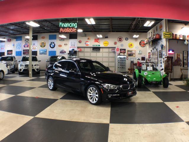 2017 BMW 3 Series 330I X DRIVE LUXURY   NAVI PKG AUT0 LEATHER SUNROOF 99K