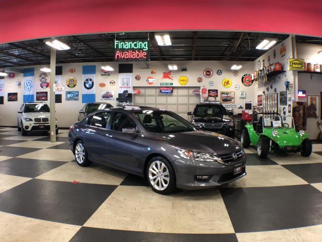 2015 Honda Accord Sedan TOURING AUT0 NAVI LEATHER SUNROOF CAMERA 106K