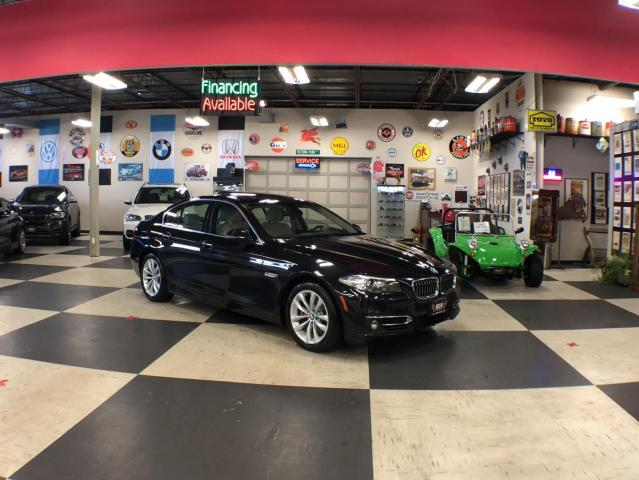 2016 BMW 5 Series 528I XDRIVE PREMIUM   NAVI PKG 360 CAMERA 115K