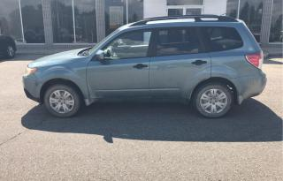 Used 2010 Subaru Forester 5dr Wgn Auto 2.5X Sport for sale in Oshawa, ON