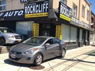 Used 2013 Hyundai Elantra 4DR SDN AUTO GL for sale in Scarborough, ON