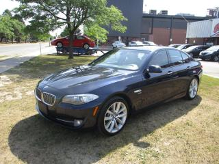 Used 2011 BMW 5 Series 535i xDrive ~ 360 Cameras ~ Navigation for sale in Toronto, ON
